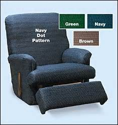 Com Green Dot Lazy Boy Recliner Cover