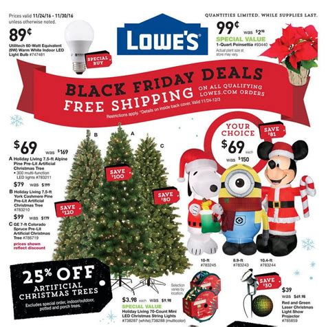 black friday christmas tree sales home depot lowe s black friday 2017 ads deals and sales