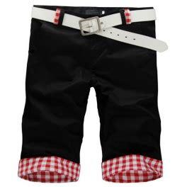 celana pendek pria motif kotak cp035 pfp store