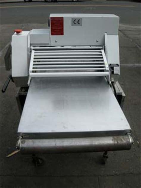 bench top dough sheeter bongard table top dough sheeter model slp 125 used very