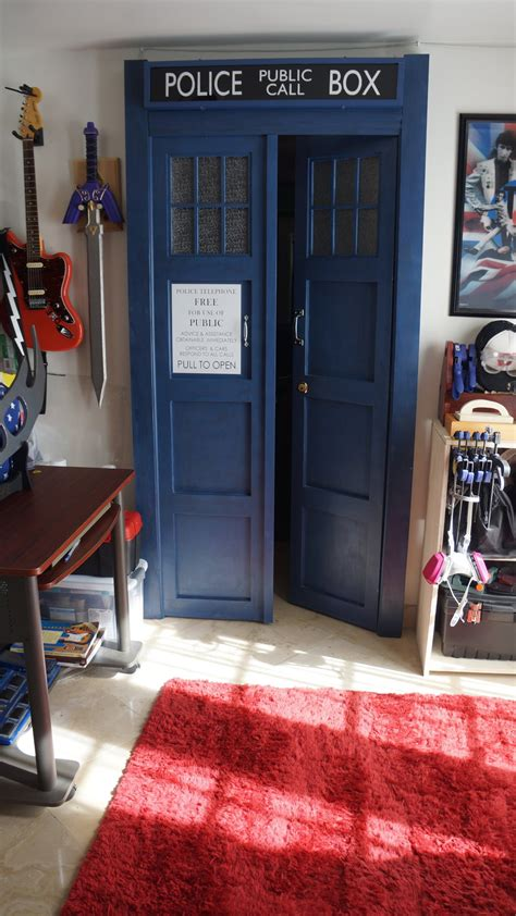 tardis bedroom tardis bedroom door 02 by thedaleofthedead on deviantart