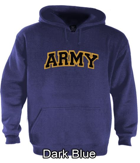 Hoodie Logo Army Roffico Cloth army logo embroidered patch hoodie usa special forces ebay