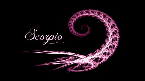 scorpio background scorpio wallpapers wallpapersafari