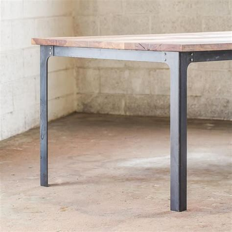 diy industrial style dining table best 25 industrial dining tables ideas on