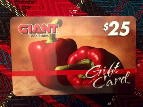 Giant Supermarket Gift Cards - 10 stress free money saving reasons to shop at giant food stores this holiday season
