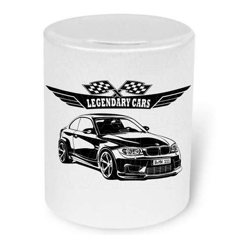 Bmw 1er Coupe Dachträger by Bmw 1er Coupe E82 Moneybox Spardose Mit Aufdruck Avamba