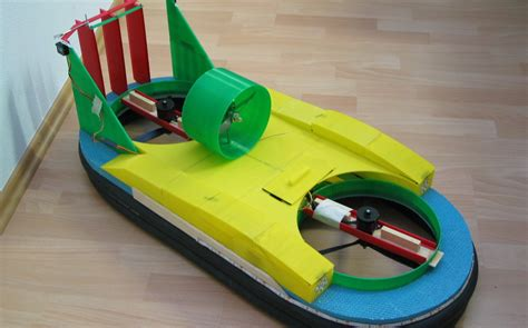 diy hover craft 3d print your own r c hovercraft toys make