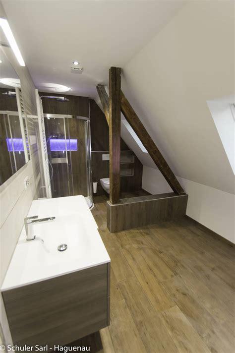 Am Nagement De Salle De Bain Sous Comble 3891 salle de bain sous comble amenagement de salle de