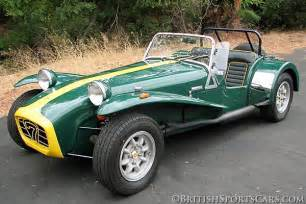 Lotus Seven Canada Guest Dave Nichols And His 1970 Lotus Caterham