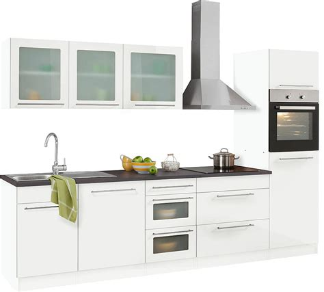küchenzeile komplett mit elektrogeräten schwarze decke wohnzimmer