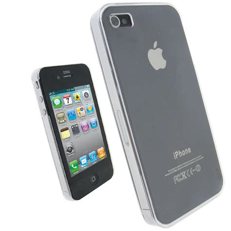 Apple Iphone 4 32gb igadgitz cover for apple iphone 4 hd iphone 4s 16gb 32gb 64gb screen