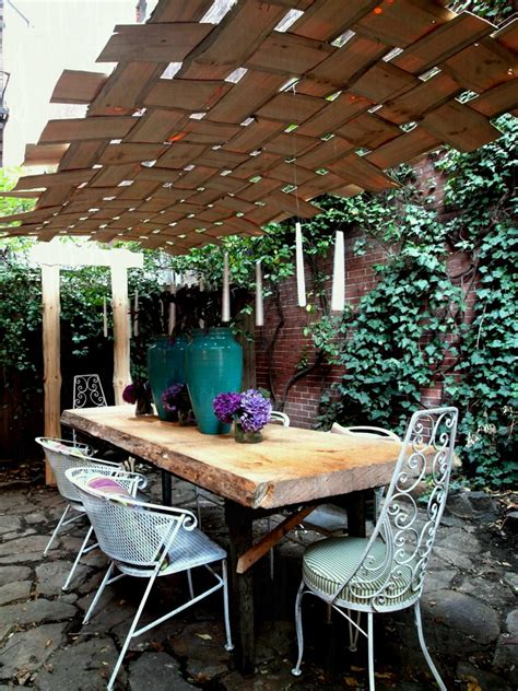 patio diy projects diy shade ideas for your deck or patio hgtvs decorating simple terrace apartment staradeal lg