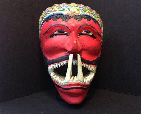 Masker Java 17 best images about masks on sri lanka masks and java