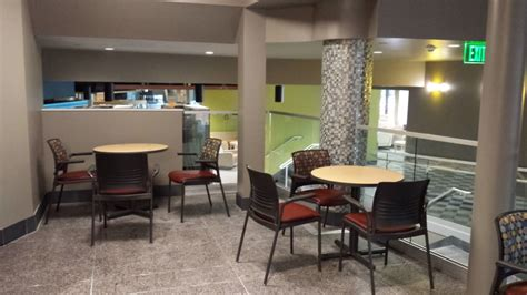suny binghamton dining area office furniture interiors