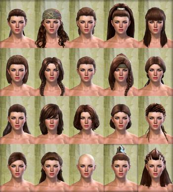 gw2 human hairstyles physical appearance norn guild wars 2 wiki gw2w