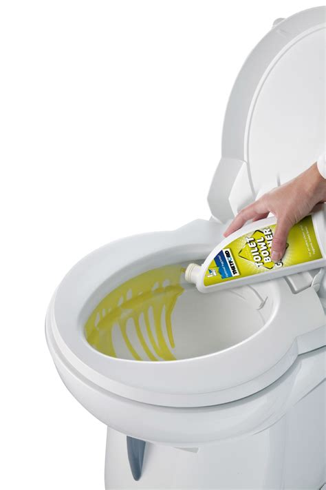 thetford toilet cleaner thetford toilet bowl cleaner 0 75l