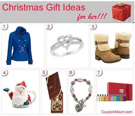 top 7 christmas gift ideas for her 2014 online shopping