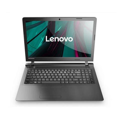 Laptop Lenovo Ideapad 100 15iby laptop lenovo ideapad 100 15iby intel celeron n2840 2 16hz ram 2gb hdd 500gb dvd 15 6 quot hd