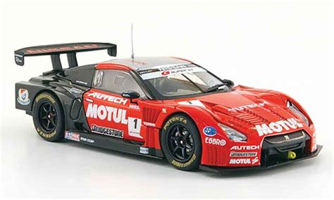 Ebbro 1 43 Nissan Z Motul Autech Test Car 2006 nissan skyline r35 gt r no 1 motul autech okayama test 2009 ebbro diecast model car 1 43 buy