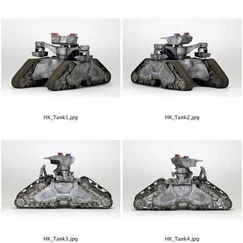 terminator killer tank cinemachines terminator killer tank fully painted