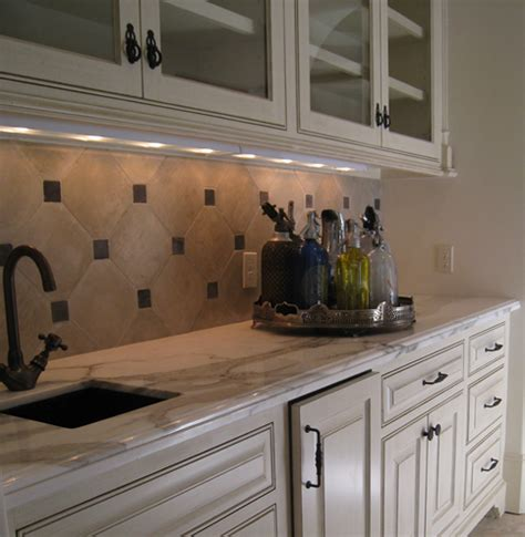 Large Tile Kitchen Backsplash - vancouver interior designer can you use large tiles for