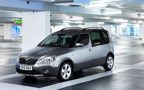 skoda roomster scout problems images