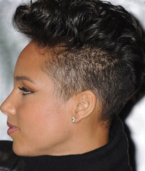 mohawk styles  black women  hairstyles spot