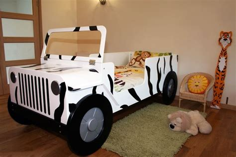 cool children car beds for toddler boy bedroom design