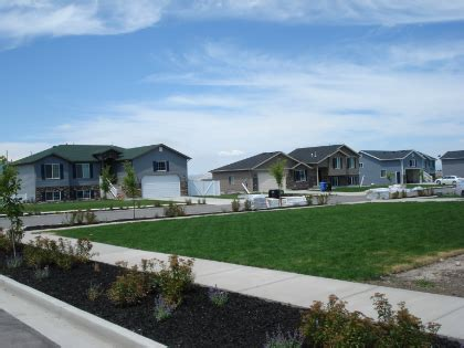 maple view estates conservation subdivision – nibley city