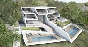 Home Design Expo California Futuristic House 88designbox
