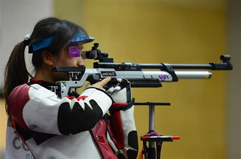 olympics day 9 shooting dan yu photos photos olympics day 1 shooting zimbio