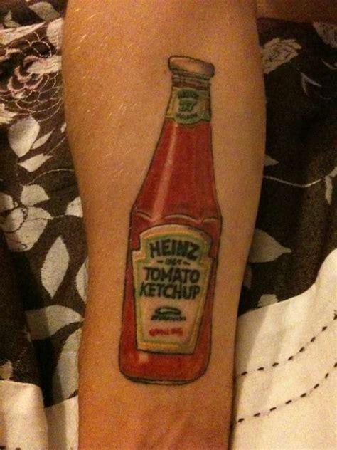 tomato tattoo tomato sauce