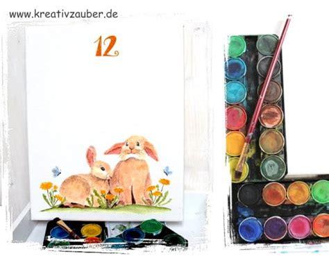 Keilrahmen Gestalten Vorlagen Ideen 2862 by Keilrahmen Uhr Gestalten Mit Farbe Und Pinsel