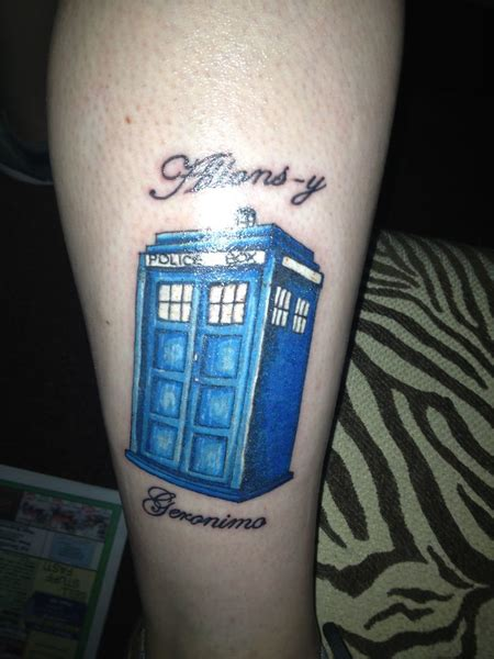 small tardis tattoo tardis ideas free images at clker vector