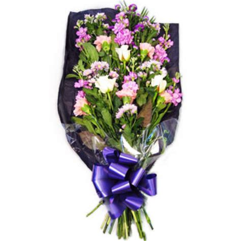 Funeral Bouquet by Funeral Or Sympathy Bouquet The Blossom Shop