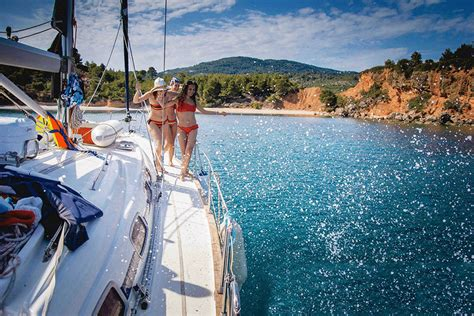 sailing greek islands blog sailing holidays in greece a variety of sailing weekly