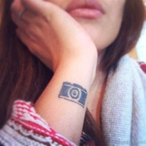 62 awesome camera tattoos on wrist