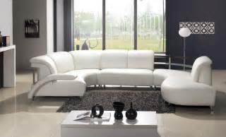 Modern white leather sectional sofa furniture stores dc