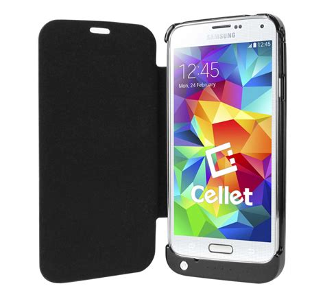 Power Bank Samsung Galaxy V cellet 3000mah rechargeable external power bank flip black for samsung galaxy s5