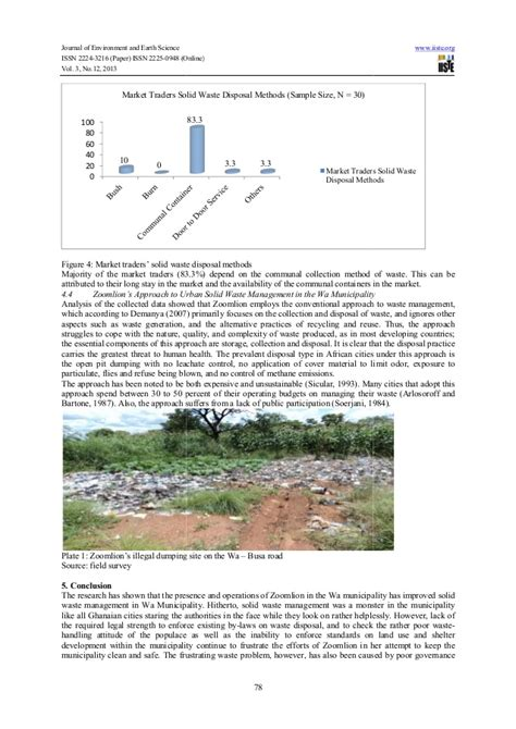 Waste Management Essay by Sle Thesis About Solid Waste Management Reportz767 Web Fc2