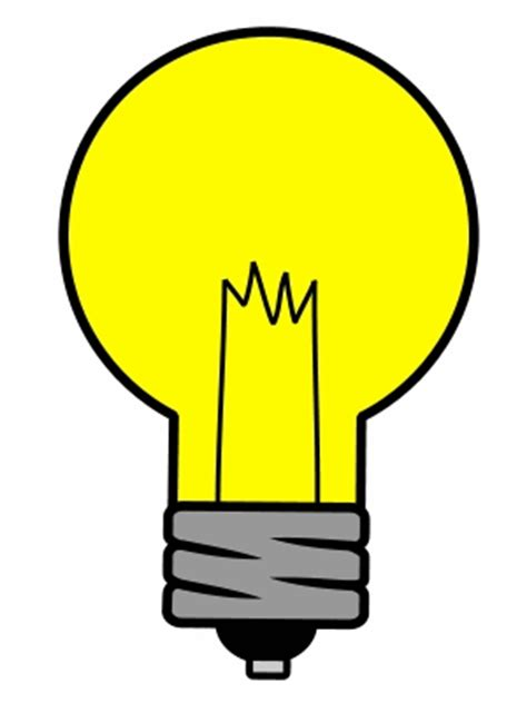 how to create light without electricity drawing a cartoon light