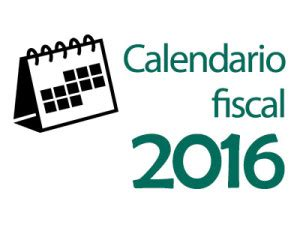 Calendario Hacienda 2016 Calendario Fiscal 2016 Para Aut 243 Nomos Ser Aut 243 Nomo