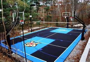 Flex court sport courts landscaping network