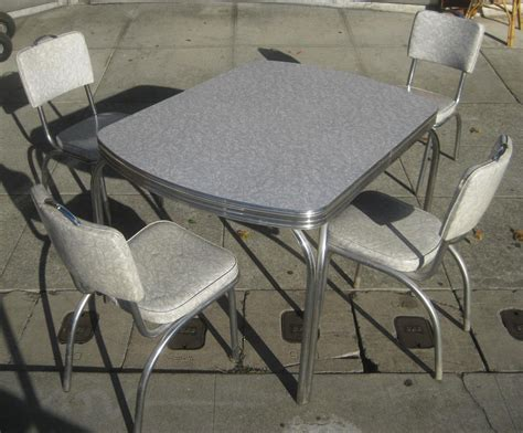 uhuru furniture collectibles sold 50s kitchen table