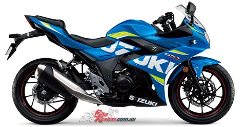 Suzuki Bike New Launch Suzuki Launch New Gsx250r One To Be Won Bike Review