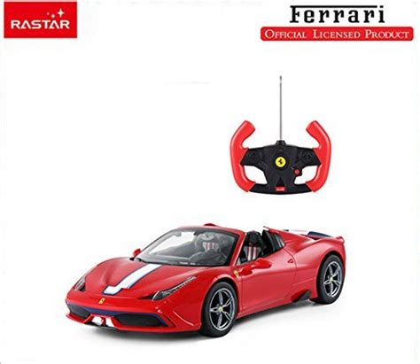 Rc 458 Racing Car Scale 114 1 14 scale 458 speciale a radio remote model car r c rtr auto open roof