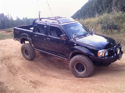 2004 nissan frontier lifted nissan4x4black s 2004 nissan frontier regular cab in