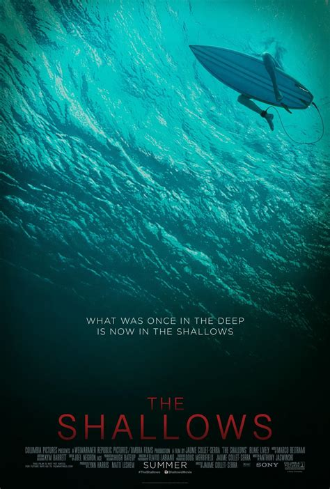 The Shallows review lively s the shallows is a tense shark tale