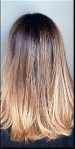 hair that comes to a point ombre hair color jonathan george