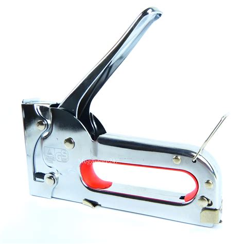 hyfive staple gun fabric upholstery tacker 1000